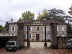 Château du Prada - Français:   Château du Prada, Labastide d\'Armagnac