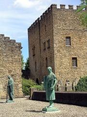 Ancien Donjon de Lacataye - Français:   Musée Despiau (extérieur), à Mont de Marsan, Landes, France