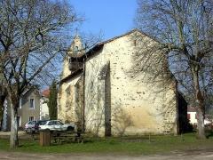 Ancienne église Notre-Dame - Français:   Église Notre-Dame de Moustey