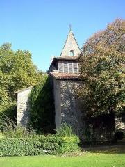 Ancienne église Notre-Dame -  Eglise Notre-Dame de Moustey, dans le département français des Landes