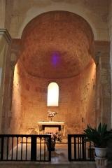 Eglise Saint-Barthélémy - Français:   Eglise de Pimbo - absidiole sud