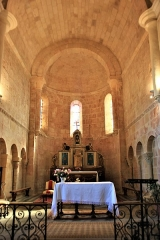 Eglise Saint-Barthélémy - Français:   Eglise de Pimbo - Choeur
