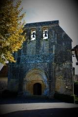 Eglise Saint-Barthélémy - Français:   Eglise de Pimbo - façade