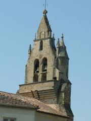Eglise Saint-Michel - English: church