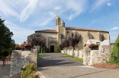 Eglise Saint-Martin - English: l'église