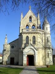 Eglise Saint-Jean-Baptiste - Français:   Eglise Saint-Jean-Baptiste de Sore