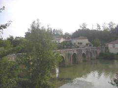 Pont roman -  Barbaste