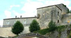 Château de Blanquefort - Français:   Blanquefort-sur-Briolance - Château