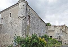 Restes de l'ancien château - Français:   Château de Frespech