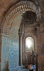 Eglise Saint-Géraud - Français:   Monsempron-Libos - Église Saint-Géraud - Absidiole sud