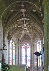 Eglise Saint-Géraud - Français:   Monsempron-Libos - Église Saint-Géraud - Choeur