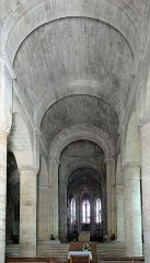 Eglise Saint-Géraud - Français:   Monsempron-Libos - Église Saint-Géraud - Vaisseau central