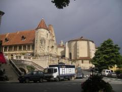 Ancien château de Henri IV -  Nérac - Castle
