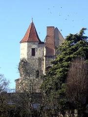 Ancien château de Henri IV -  Château de Nérac, Lot-et-Garonne (France)