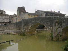 Vieux Pont sur la Baïse -  Nérac
