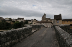 Vieux Pont sur la Baïse - English: Nerac  Lot et Garonne France