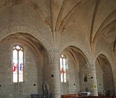 Eglise Saint-Jean - Français:   Prayssas - Église Saint-Jean - Capelles latérales