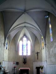 Chapelle de Notre-Dame de Grâce et de Toute-Joie - Français:   Villeneuve-sur-Lot Chapelle Notre-Dame-de-Grâce-et-de-Toute-Joie (chapelle du Bout du Pont)