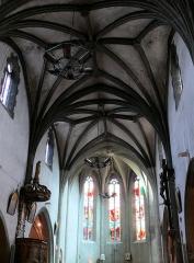 Eglise Saint-Etienne - Français:   Villeneuve-sur-Lot - Église Saint-Étienne - Nef
