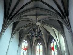Eglise Saint-Etienne - Français:   Villeneuve-sur-Lot - Église Saint-Étienne - Voûte de l\'abside