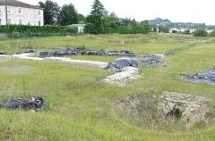 Site antique d'Eysses (Excisum) - Français:   Villeneuve-sur-Lot - Vestiges d\'Eysses