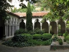 Ancien Cloître des Dominicains de Collioure - Català: Antiga església i convent de Sant Domènec (Cotlliure, Rosselló)