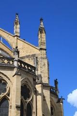 Cathédrale Notre-Dame - façade nord est de la Cathédrale Notre-Dame de Bayonne