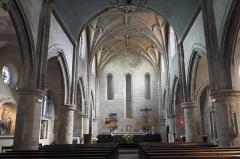 Eglise Saint-Esprit - Deutsch: Katholische Kirche Saint-Esprit in Bayonne im Département Pyrénées-Atlantiques (Region Nouvelle-Aquitaine/Frankreich), Innenraum