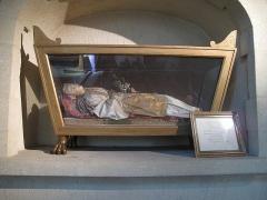 Eglise Saint-Esprit - English: Relic of Sainte-Irene in the church of Holy-Spirit in Bayonne, Pyrénées Atlantiques, France