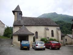 Chapelle d'Orcun -  Orcun (Bedous, Pyr-Atl, Fr) chapel