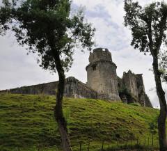 Château de Bidache - Deutsch: Bidache, Schlossruine Gramont