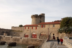 Fort du Socoa -  Ciboure: le fort de Socoa. Photo prise le 03/01/07 par Harrieta171