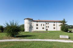 Ancien château des Barons d'Espelette ou Ezpeleta - English: Espelette - Castle