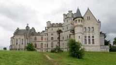 Château Abbadia - English: Château d'Abbadia