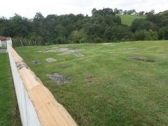 Ancien cimetière juif - English: La Bastide-Clairence - Former jewish cemetery (Pyrénées-Atlantiques, France).