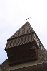 Eglise Saint-Martin et portail du cimetière - Français:   Église Saint-Martin de Lasserre église et portail du cimetière