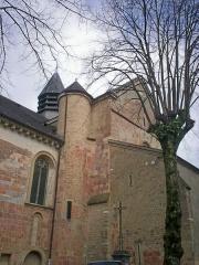 Eglise de l'Assomption, ancienne cathédrale -  Catedrala de Lescar