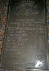 Eglise de l'Assomption, ancienne cathédrale -  Tombèu deus Reis de Navarra de la soca deus Labrits