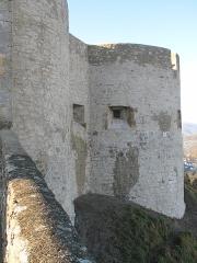 Vieux Château de Mauléon - English: The North-West tower of the castle of Mauléon-Licharre, (Pyrénées-Atlantiques, France).