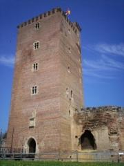 Château -  Casteth de Montanèr, bastit per Gaston Fébus