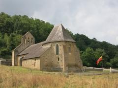 Eglise Saint-Michel - L'Église Saint-Michel de Montaner.