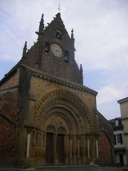 Eglise Sainte-Foy -  Église Sainte-Foy de Morlaàs