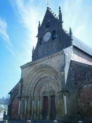 Eglise Sainte-Foy -  Glèisa de Morlans