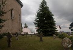 Eglise Saint-Jean-Baptiste -  Former cemetery of the parish Church St. John the Baptist of Mouguerre.