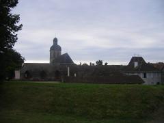 Eglise Saint-Germain d'Auxerre -  Navarrenx
