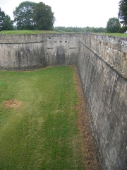 Enceinte bastionnée -  Navarrenx fortifications