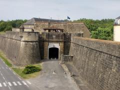 Enceinte bastionnée -  NAVARRENX PORTE