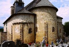Eglise Saint-Michel - Français:   Ordiarp - Eglise Saint-Michel