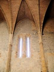 Eglise Saint-Pierre - Français:   Orthez - Église Saint-Pierre - Une travée