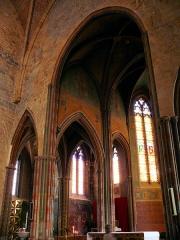 Eglise Saint-Pierre - Français:   Orthez - Église Saint-Pierre - Choeur